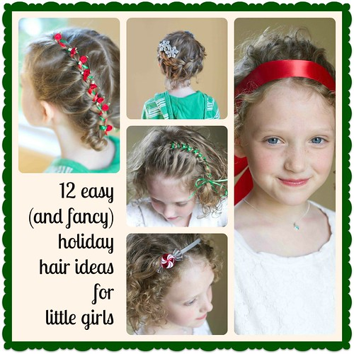 Fancy Holiday Hair Ideas