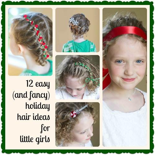 Fancy Holiday Hair Ideas