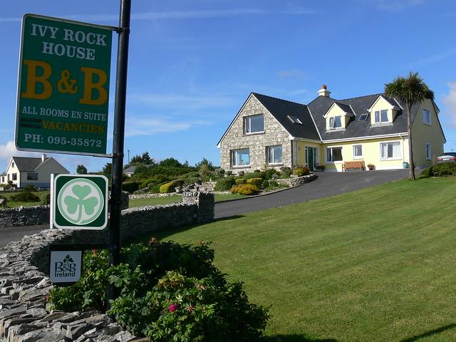 Ivy Rock House B B In Roundstone Connemara Co Galway