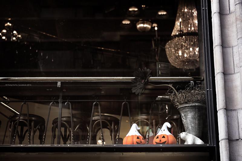 [street] meeting of pumpkin