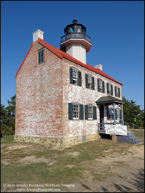 East Point Lighthouse (1849)