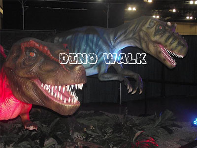 Professional Animatronic Dinosaur Maker in China