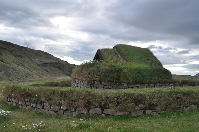 Islandia sur - casa