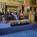 House of Commons Speaker, John Bercow MP, welcomes President Yudhoyono to Parliament