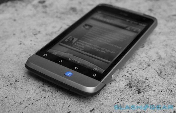 HTC Opera UL
