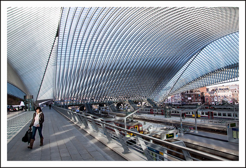 station guillemins luik (11) by hans van egdom