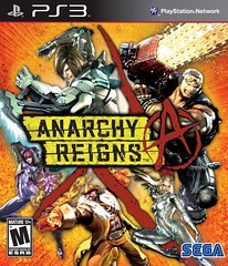 Anarchy Reigns on PS3
