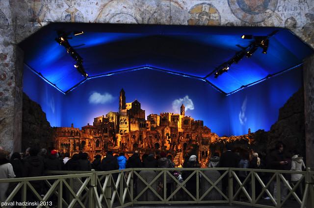 taiz233 vatican nativity scene 5 flickr photo sharing