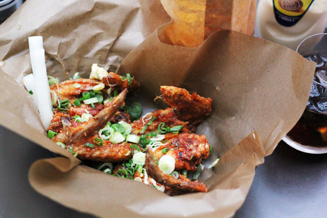 wishbone korean fried chicken brixton review