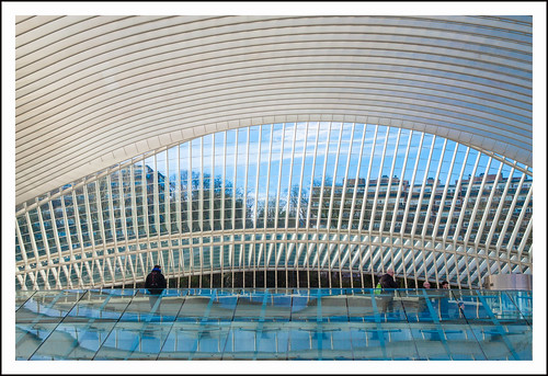 Station Guillemins (22) by hans van egdom