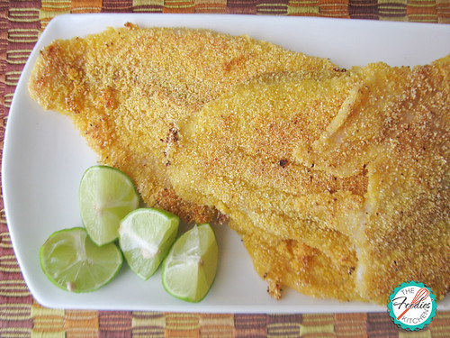 Fish Crusted With Cornmeal05