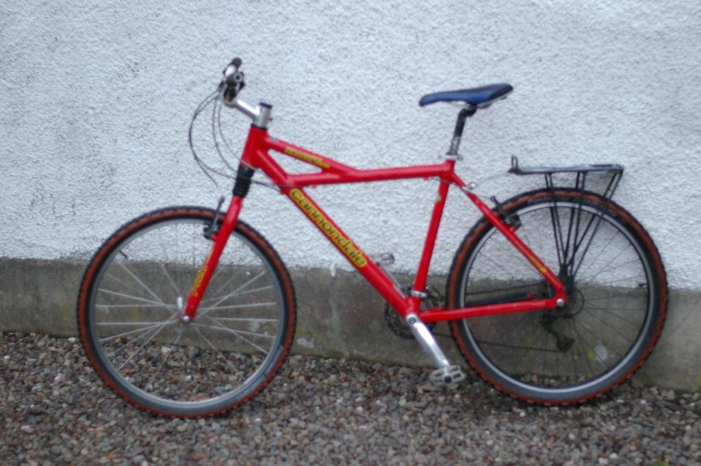 6ba66e3bf03 whats a 1993 cannondale m300 franck roman signature bike roughly ...