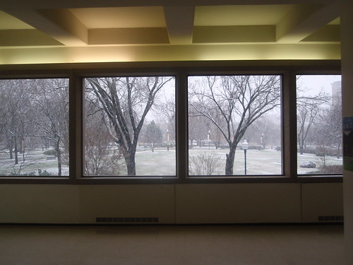 circle park window view
