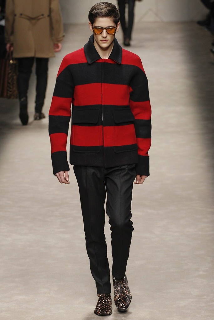 FW13 Milan Burberry Prorsum033_Julian de Gainza(VOGUE)