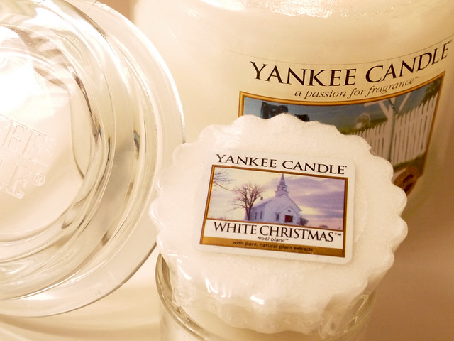 Yankee Candle - White Christmas