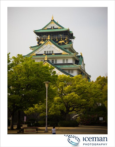Osaka Castle 548
