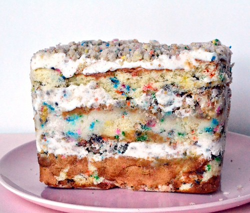 funfetti birthday layer cake