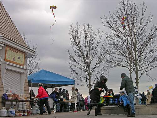 winter kite festival accommodations