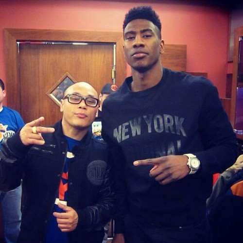 Iman Shumpert x dj neil armstrong x packer shoes x adidas