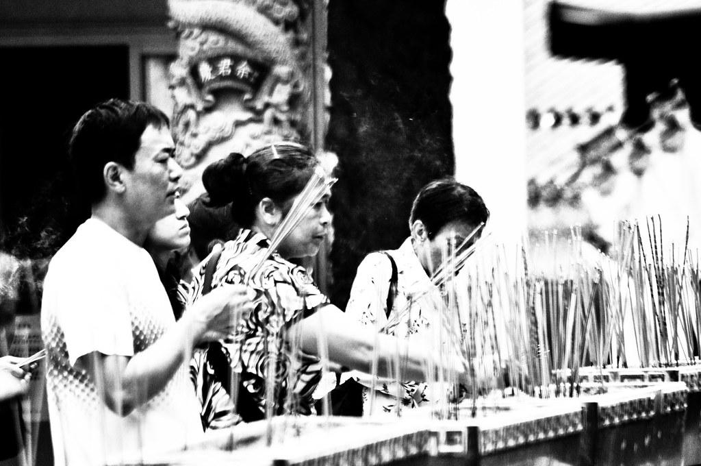 Wong Tai Sin Temple 香港黃大仙祠
