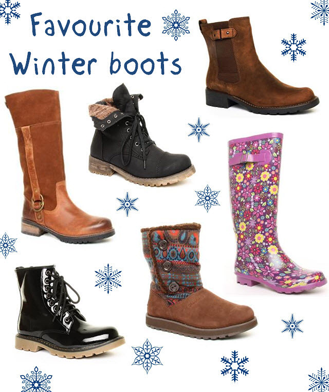Brantano favourite ladies winter boots