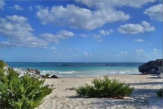 Tulum Ruins 3. Beach.  Nikon D3100. DSC_0291