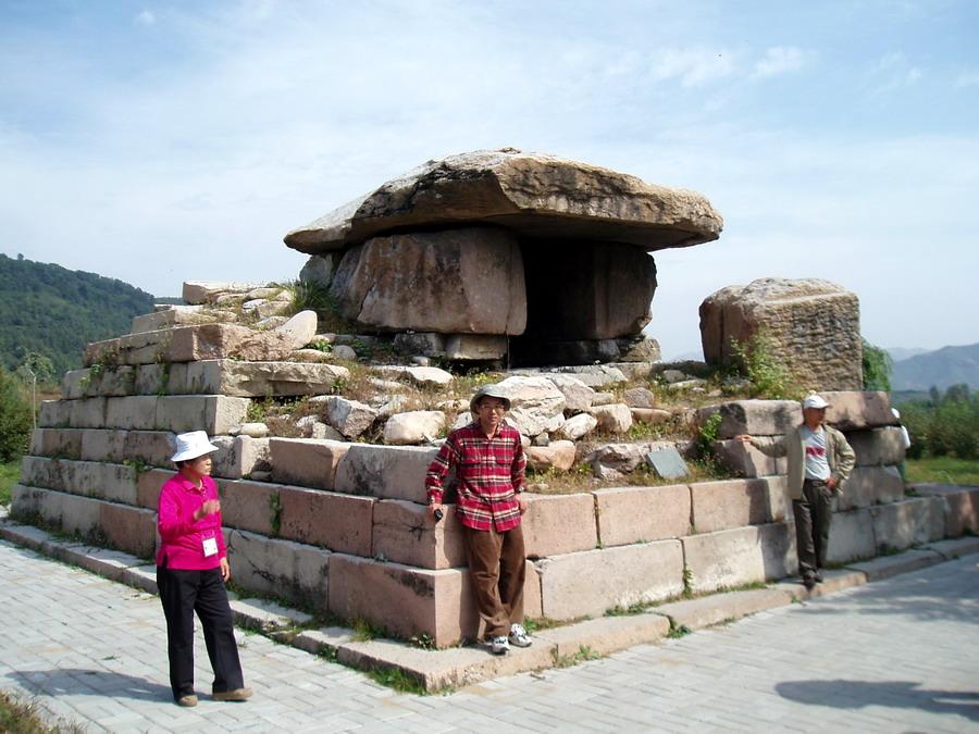 Gwanggaeto-wang stele22