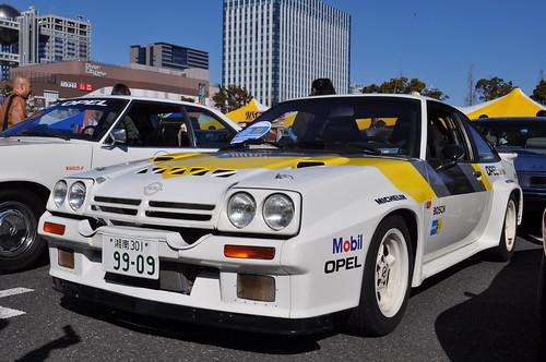 1984 OPEL MANTA400