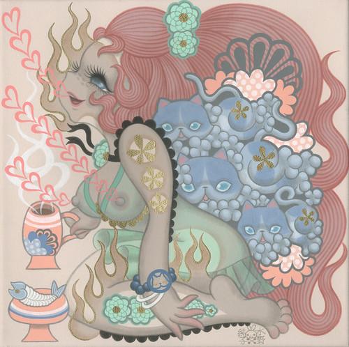 Junko Mizuno, Euphoria Cats