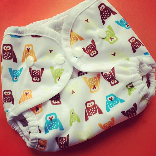First cloth diapers arrived for baby boy, so cute but am I crazy?
