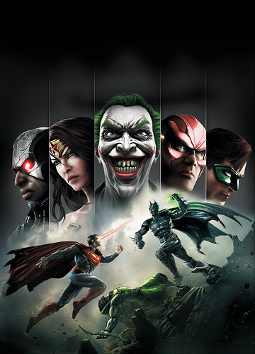 Injustice: Gods Among Us Story Line Trailer