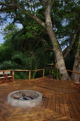 Park akagera - tented camp