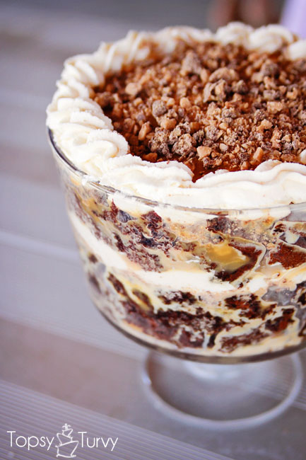 Better than Sex trifle recipe