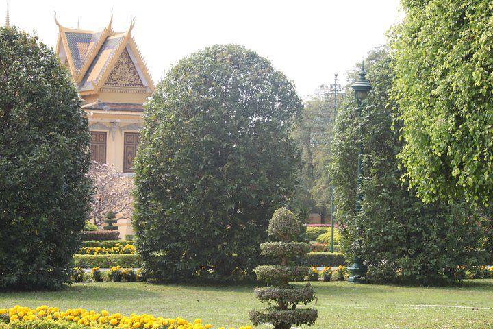Phnom Phen, Cambodia, National Museum