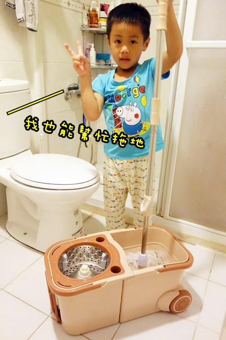 易拖寶Easymop 3D魔術雙驅動免沾手全能旋轉拖把 (17).JPG