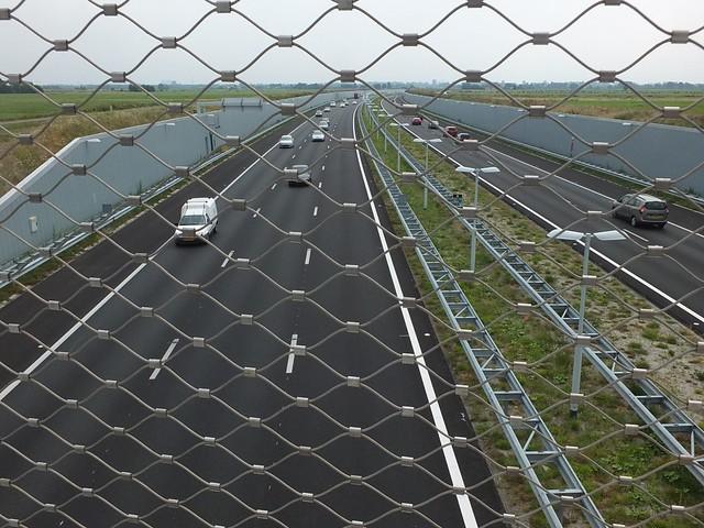 A4 bij Schipluiden