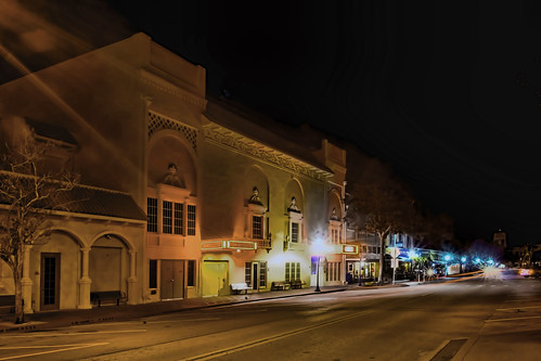 stuart florida usa sunshinestate martincounty urban downtown historic longexposure nikond7100 building realestate commercialproperty cityscape city town citylights lyric