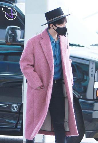 Big Bang - Incheon Airport - 21mar2015 - G-Dragon - G_Vaby - 13