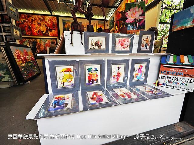 泰國華欣景點推薦 華欣藝術村 Hua Hin Artist Village 32