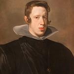 Diego Rodríguez de Silva y Velázquez, Portrait of King Philip IV, c. 1623-1624