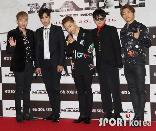 BIGBANG Premiere Seoul 2016-06-28 Press (125)