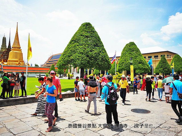泰國曼谷景點 大皇宮 玉佛寺 15