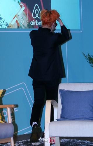 G-Dragon - Airbnb x G-Dragon - 20aug2015 - Star in - 23