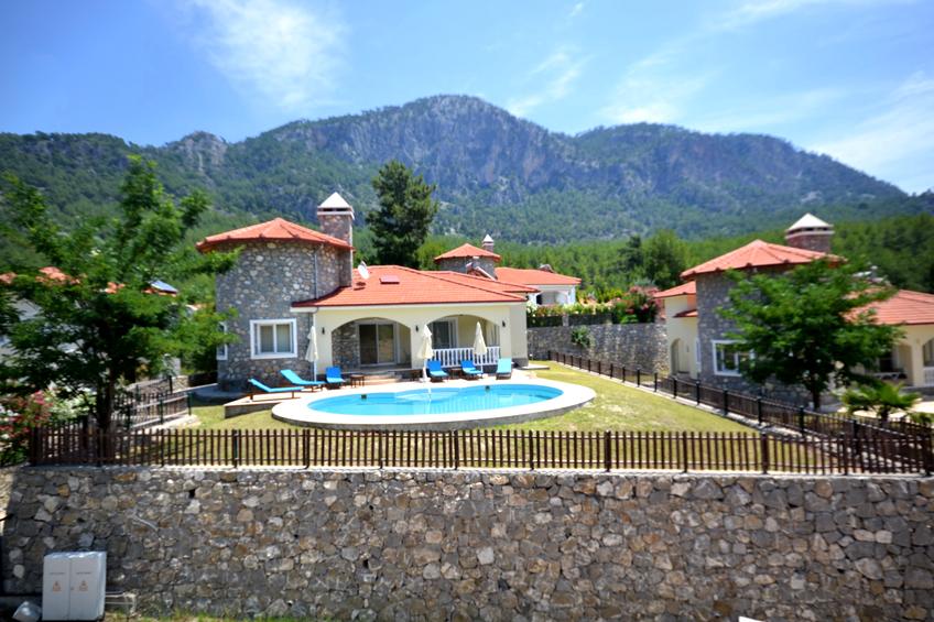 kiralık yazlık villa - 3074