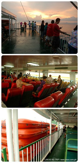 Boat from Batangas Port to Romblon Island