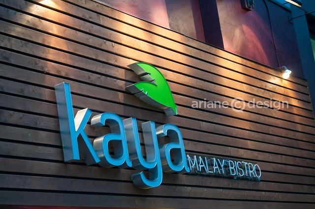 Kaya Malay Bistro