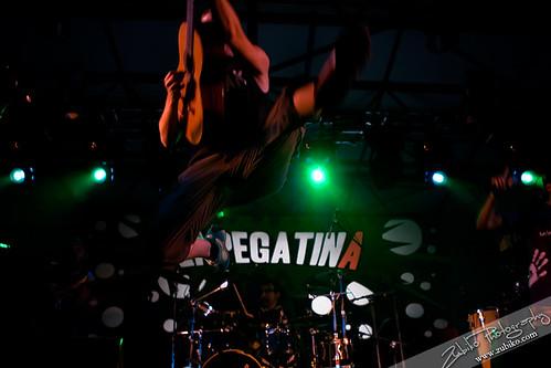 Viana Rock 2012 - La Pegatina