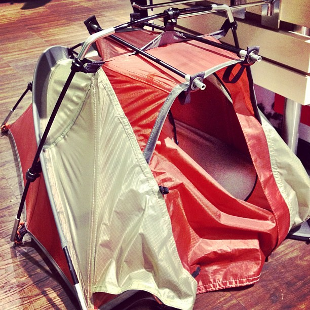 A particular #tent for your #dog