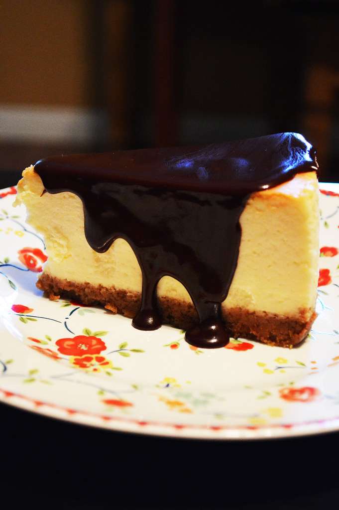 A Little Cheesecake