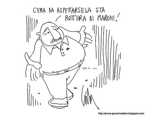 La rottura di Maroni-001 by Livio Bonino